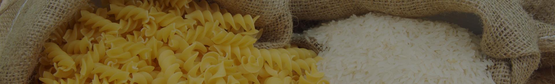Rice & Pasta
