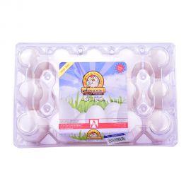 Amana Egg White Shell Family 15 Pieces