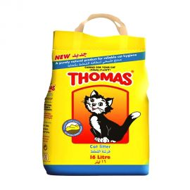 Thomas Clumping Cat Litter 10kg