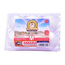 Amana Egg White 6 Pieces