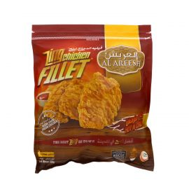 Al Areesh Zing Chicken Fillets 700gm