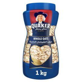 QUAKER OATS-1KG whole