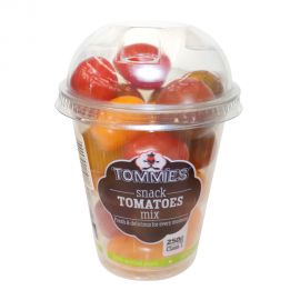 Tommies Snack Tomatoes Cherry Mix