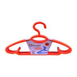 Komport Plastic Hangers 5pcs