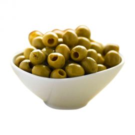 Wafeer Pitted Green Olives 500gm