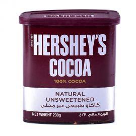 Hersheys Cocoa Unsweetened Powdered 230gm