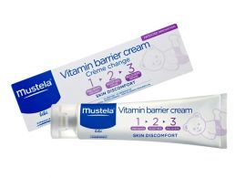 Mustela Vitamin Barrier Cream 123 50ml