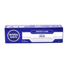 Nivea Protect & Care Shaving Cream 60ml