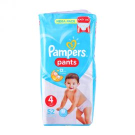 Pampers Pants Size4-52Pieces