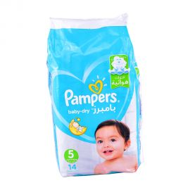 Pampers Ab Size 5 -14 Pieces