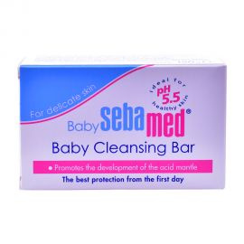 Sebamed Baby Cleansing Bar-150