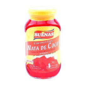 Buenas Coconut Gel Red 12oz