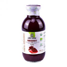 Georgia's Natural Organic Pomegranate Juice 300ml