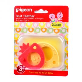 Pigeon Teether Fruit