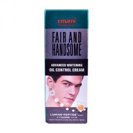 Emami Fair & handsome White Oil Control Cream 25g