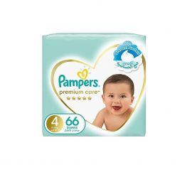 PAMPERS PRE.CARE JP MAXI 66'S