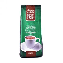 Maatouk Best Cafe With Cardamom 450gm