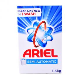 Ariel Blue Semi automatic 1.5kg