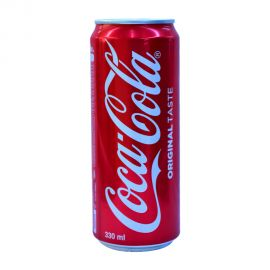 Coca Cola Original Taste Tin 330ml