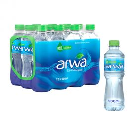 Arwa Water 12x500mL