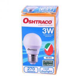 Oshtraco Lightmaker 3 Watt E27 LED Bulb