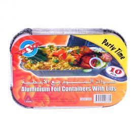 Viva Aluminum Container