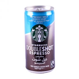 Starbucks Double Shot 200ml