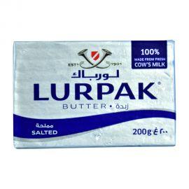 Lurpak Butter 200gm Salted