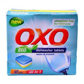 Oxo Dishwasher Eco Tablets All In 1 40's