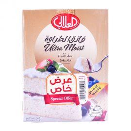 Al Alali Cake Ultra Moist Mix 2x524gm