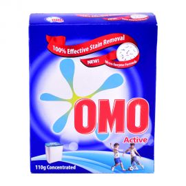 Omo Blue active concentrated 110gm