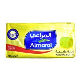 Almarai Butter Unsalted 400gm
