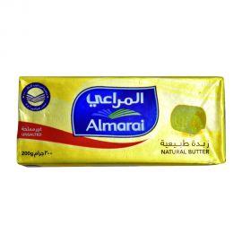 Almarai Butter Unsalted 200gm