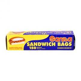 Sanita Sandwich Bag 150's