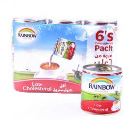 Rainbow Cholesterol free 6x6oz