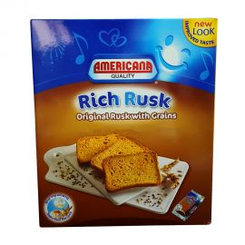 Americana Rusks Original with Grains 385g