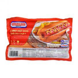 Americana Beef Hot Dog 450gm