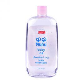 Nunu Baby Oil 500ml