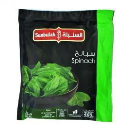 Sunbulah Spinach 400gm