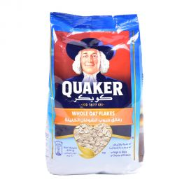 Quaker Whole Oats Flakes 400gm