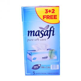 Masafi Tissue 200s 3+2 Free