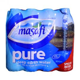 Masafi Water 12x500mL