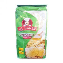 Al Baker Chappati Atta 1kg