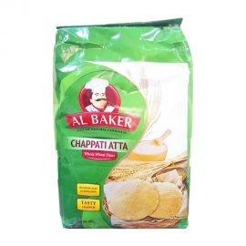 Al Baker Chappati Atta 2kg