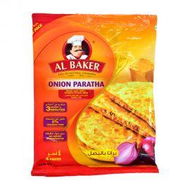 Al Baker Paratha Onion 400gm