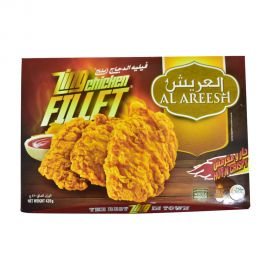Al Areesh Chicken Zing Strips Fillet 420 #01