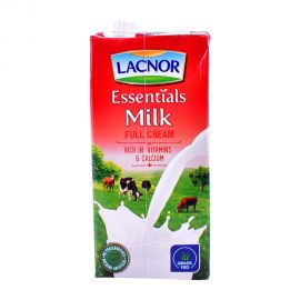 Lacnor Milk Full Cream 1L