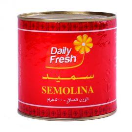 Daily fresh Semolina Tin 500gm
