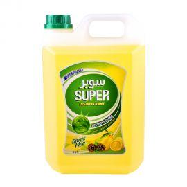 Super Citrus Pine Disinfectant 5L