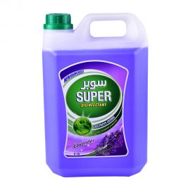 Super Lavender Disinfectant 5L